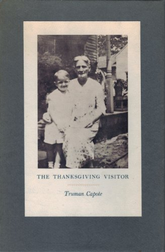 9780394448244: The Thanksgiving Visitor