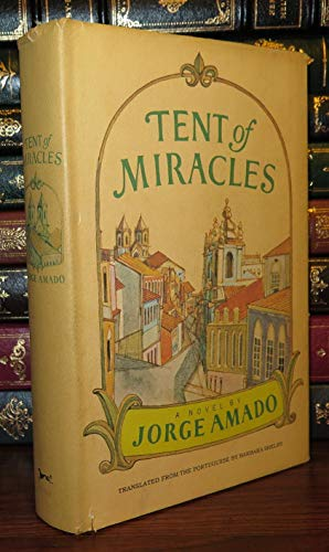 9780394448268: Tent of miracles