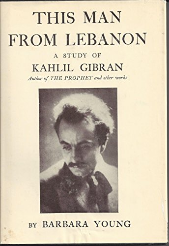 9780394448480: This Man from Lebanon