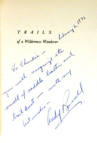 Trails Of A Wilderness Wanderer: Russell, Andy