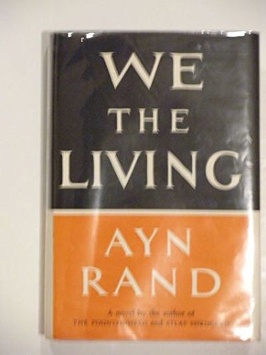 9780394451244: We the Living