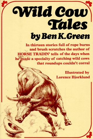 9780394451886: Wild Cow Tales