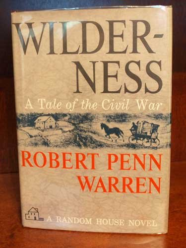 9780394451893: Wilderness: A Tale of the Civil War