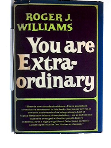 9780394453163: You Are Extraordinary