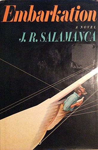 Embarkation: Salamanca, J. R