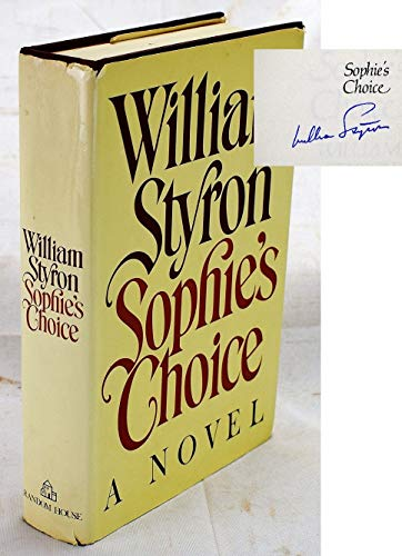 9780394461090: Sophie's Choice