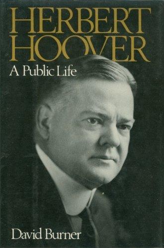 9780394461342: Herbert Hoover: A Public Life