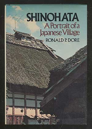 9780394461809: Shinohata: A Portrait of a Japanese Village
