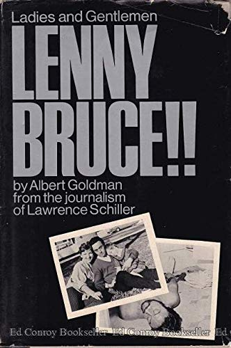 Ladies and Gentlemen, Lenny Bruce!!!