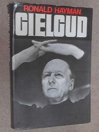 9780394464862: John Gielgud