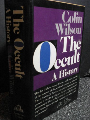 9780394465555: The Occult: A History