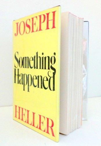 9780394465685: Something Happened