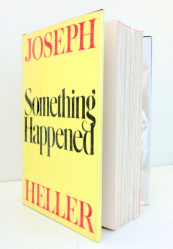 SOMETHING HAPPENED: Heller, Joseph