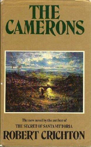 The Camerons; A Novel: ROBERT CRICHTON
