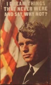 9780394468068: I dream things that never were ... and say why not,: Quotations of Robert F. Kennedy (Stanyan books, 15)