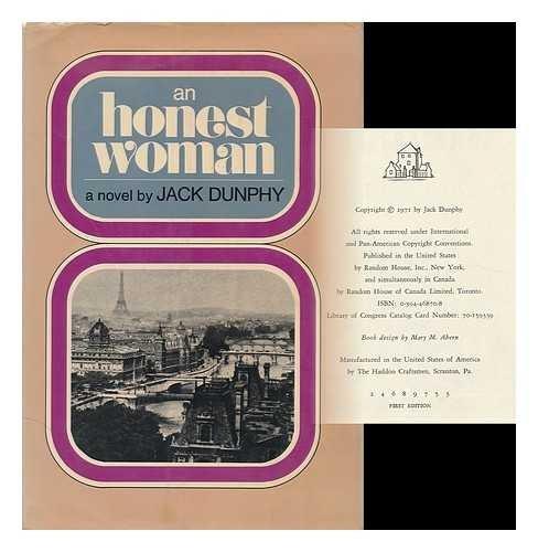 An Honest Woman: Dunphy, Jack