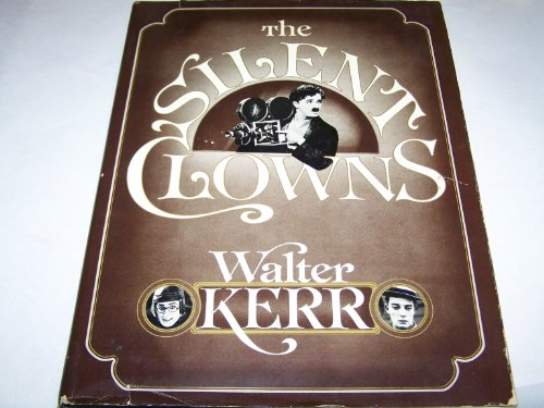9780394469072: The Silent Clowns