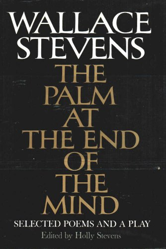 9780394469089: The Palm at the End of the Mind