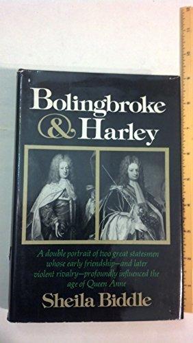 9780394469744: Bolingbroke and Harley