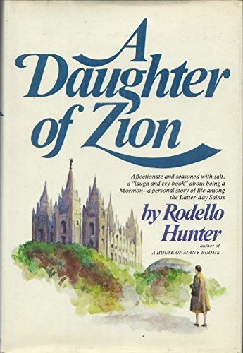9780394470320: A Daughter Of Zion