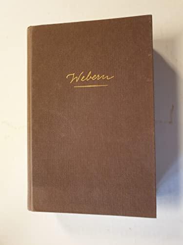 Anton Von Webern: a Chronicle of His Life and Work: Hans Moldenhauer