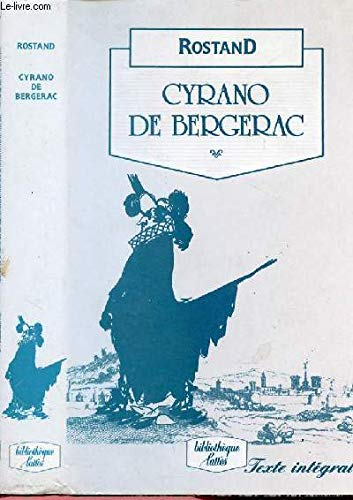 Cyrano De Bergerac-Play (039447239X) by Anthony Burgess