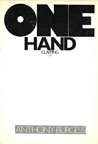 9780394472805: One Hand Clapping
