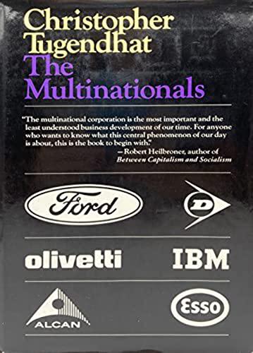 9780394473079: The Multinationals