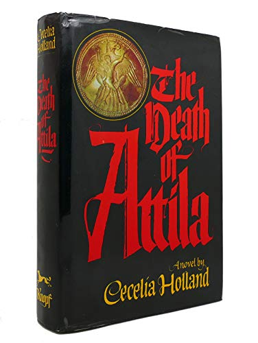 9780394473093: The Death of Attila