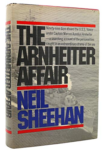 The Arnheiter affair.: SHEEHAN, NEIL