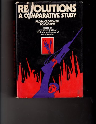 9780394473710: Revolutions: A comparative study,