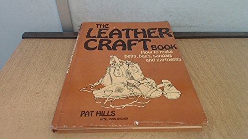 9780394474168: The leathercraft book