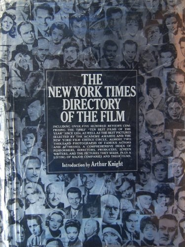 NEW YORK TIMES DIRECTORY OF THE FILM, THE: New York Times