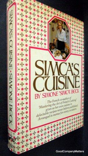 9780394474496: Simca's Cuisine