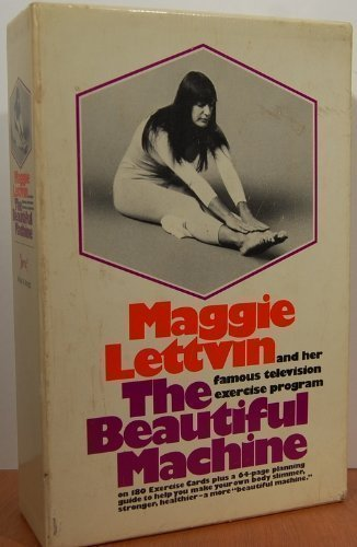 Maggie Lettvin and her famous television exercise program, The beautiful machine: Lettvin, Maggie