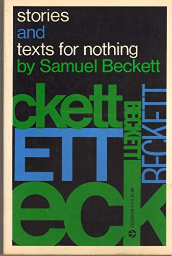 9780394475271: Stories & Texts for Nothing