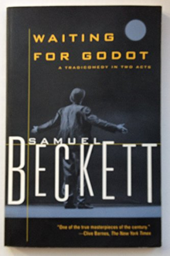 9780394475295: Waiting for Godot: A Tragicomedy in Two Acts