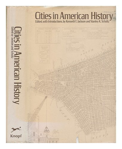 9780394475585: Cities in American history