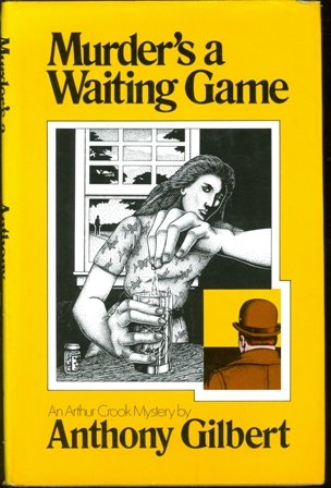 9780394479330: Murder's a waiting game,