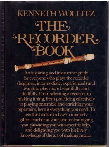 9780394479736: The Recorder Book