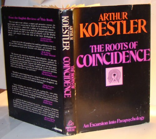 9780394480381: The Roots of Coincidence: An Excursion into Parapsychology
