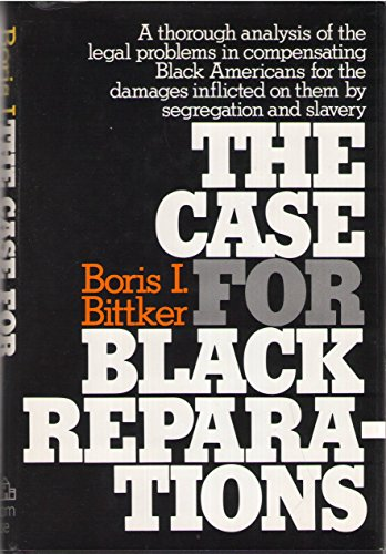 9780394480947: The case for Black reparations