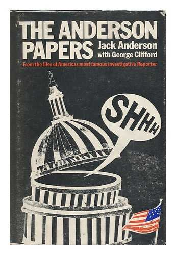 9780394481456: The Anderson papers,
