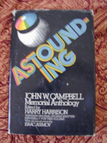 9780394481678: Astounding: John W. Campbell Memorial Anthology
