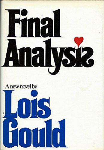 9780394482408: Final Analysis