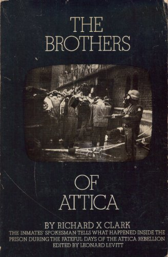 9780394482576: The Brothers of Attica