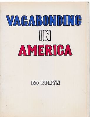Vagabonding in America;: A guidebook about energy (0394482727) by Buryn, Ed
