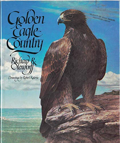 9780394482927: Golden eagle country