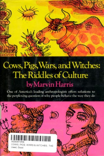 9780394483382: Cows, Pigs, Wars & Witches The Riddles of Culture