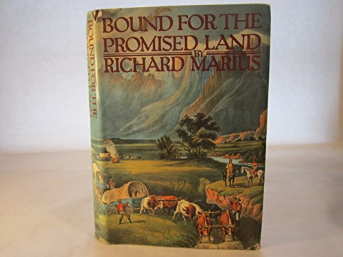 9780394483443: Bound for the promised land